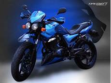 Suzuki Thunder 125 Modif by Big Motorycycle Modif Suzuki Thunder 125 Modification Blue
