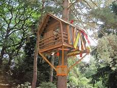 building a treehouse part 2 on treehouses