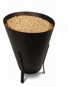 accessoire pour le rangement de pellets design et pas cher