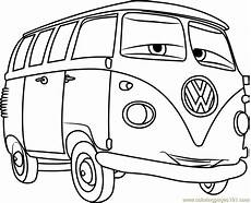 fillmore from cars 3 coloring page free cars 3 coloring