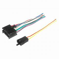 Scosche 174 Gm01rb Factory Replacement Wiring Harness With