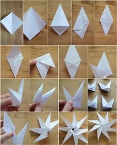 Weihnachtsdeko Basteln Aus Papier - weihnachtsdeko selber basteln aus papier ideen mit