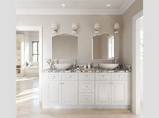 Lakewood White   Ready to Assemble Bathroom Vanities