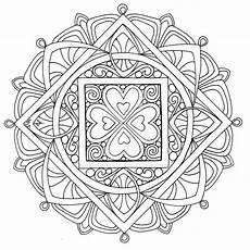 Arabische Muster Malvorlagen Mandala 2 July 2013 By Artwyrd Mandala Ausmalen