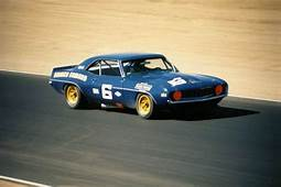Mark Donahue 69 Z28 Camaro Trans Am Champ  Race Cars