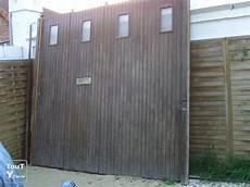 Porte De Garage Coulissante Robuste 280x260 B 233 Thune 62400