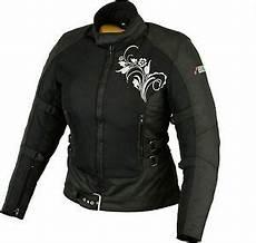 damen motorrad jacke motorradjacke textil schwarz sommer