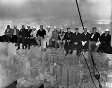wallpapers photo lunch atop a skyscraper 1932 poster