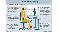 tipps f 252 r einen ergonomischen pc arbeitsplatz ergonomie