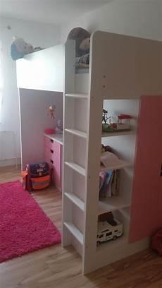 ikea hochbett stuva in ludwigshafen kinder jugendzimmer