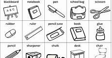 colors and school objects worksheets 12788 the kingdom juega y aprende sobre el colegio y la clase