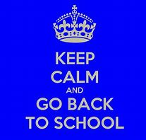 Image result for Go Back to School
