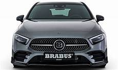 Mercedes A Klasse A 250 Tuning Brabus Autozeitung De