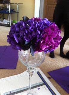 diy tissue paper centerpiece tutorial included now wedding black centerpiece diy flowers
