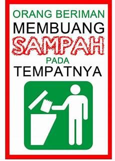 Pelbagai Contoh Poster Iklan Layanan Masyarakat