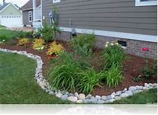 simple and easy rock garden ideas