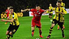 Bundesliga 28 Bayern Host Borussia In Potential
