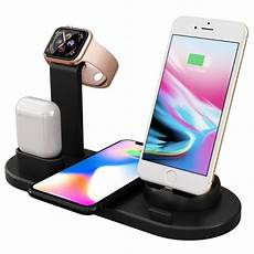 Puluz Pu381 Charging Dock Base Charger by Station With Qi Wireless Charger Ud15