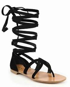 spartiates montantes prada styles chaussure mode
