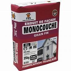 Enduit Monocouche Ton Prb 25 Kg Leroy Merlin