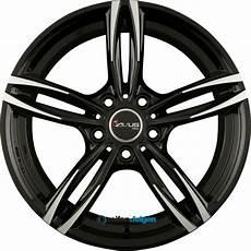 avus racing ac mb3 8 5x19 et35 5x120 nb72 6 black polished
