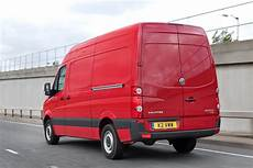 Volkswagen Crafter Review 2006 2011 Parkers