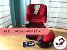 kindersitz cybex pallas fix im test kooperation mibaby