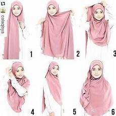 Cara Memakai Jilbab Syar I Jilbab Gucci