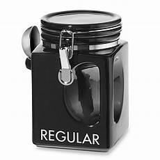 oggi kitchen canisters oggi ez grip regular coffee canister bed bath beyond
