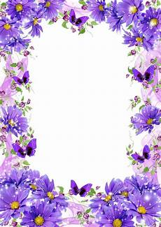 flower border wallpaper floral frame wallpapers high quality free