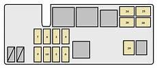 1996 toyota t100 fuse diagram toyota t100 1993 1998 fuse box diagram auto genius