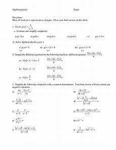 16 best images of college math worksheets college algebra worksheets printable college