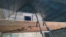 isolation de murs et toiture en ouate de cellulose