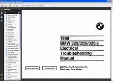 bmw wiring diagrams e30 e28 e34 e24 e23 e32 e31 z3