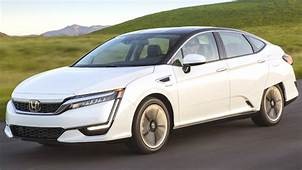 2018 Honda Clarity Fuel Cell Specs  Car US Release