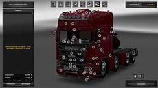 Ets2 1 25 2 6 Scania Mega Mod 6 5 10x4 Chassie