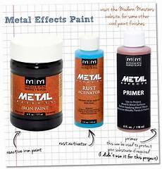 Metal Effects Paint Crafty Stuff