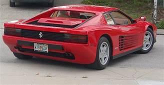 88 Fiero Ferrari Testarossa Replica On EBay  Pennocks