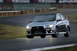 Mitsubishi Lancer Evo X Final Edition Not Coming To The UK