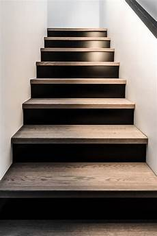 black stair design house stairs stair risers
