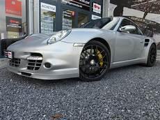 porsche 911 occasion pas cher porsche 911 997 turbo occasion gosselies charleroi nord