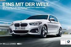 Bmw 1er Facelift 2015 Werbe Kagne E1ns Mit Der Welt