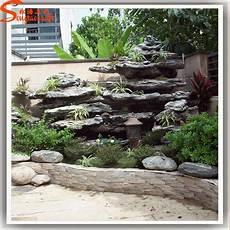 decoration cascade d eau paysage int 233 rieur d 233 coration murale en fibre de verre
