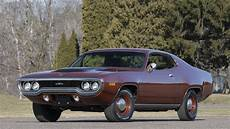 1971 Plymouth Gtx S227 Indy 2016
