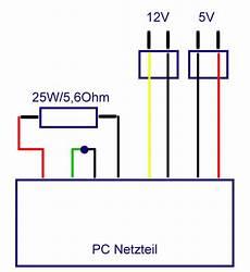 pc netzteil als elektroniknetzteil xrcontrol de