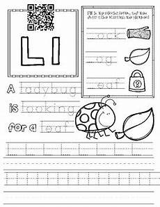 letter l worksheets for nursery 24562 letter l worksheet by miss g s resources teachers pay teachers