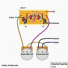 13 best guitar pedal schematic images on