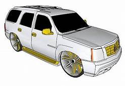 Google Sketchup Car