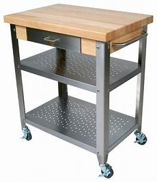 Kitchen Cart Maple by Boos Maple And Stainless Cucina Elegante Kitchen Cart