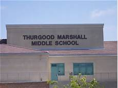 thurgood marshall middle school thurgood marshall middle school information